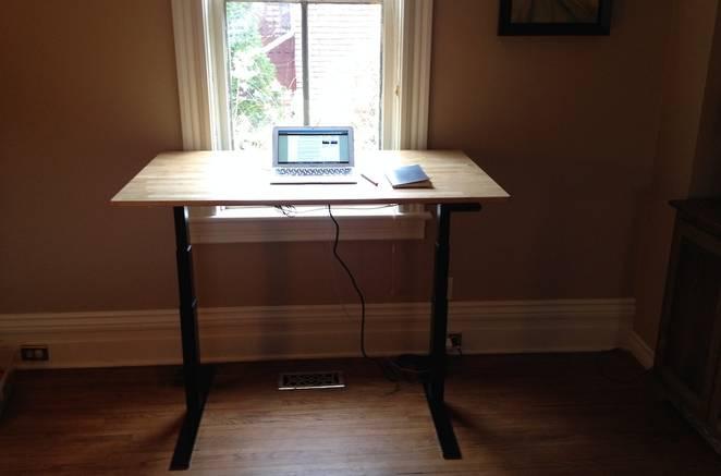 Умный стол от NextDesk