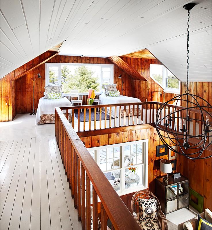 Двухуровневый пляжный дом