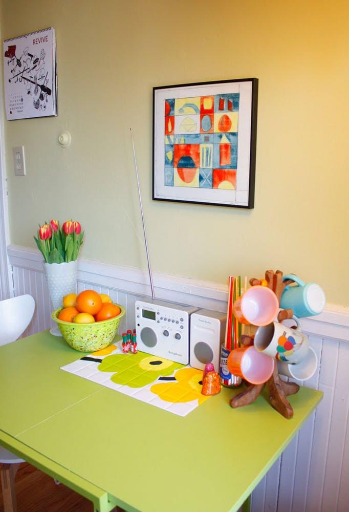 Уютный дизайн маленькой квартиры - фото 21