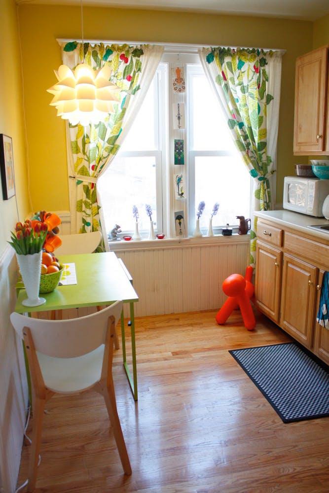 Уютный дизайн маленькой квартиры - фото 23