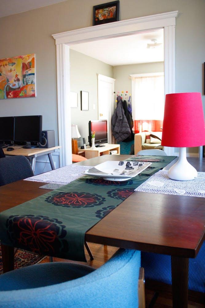 Уютный дизайн маленькой квартиры - фото 14