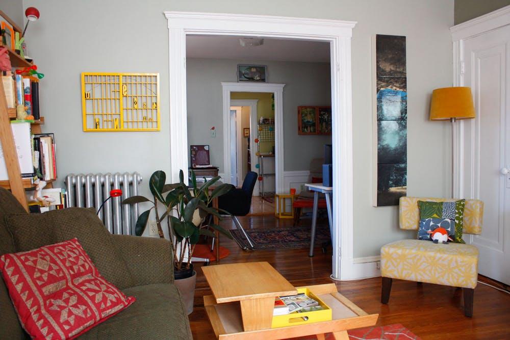 Уютный дизайн маленькой квартиры - фото 11