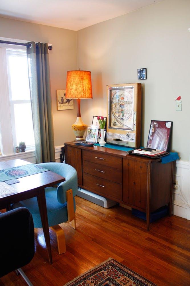 Уютный дизайн маленькой квартиры - фото 13
