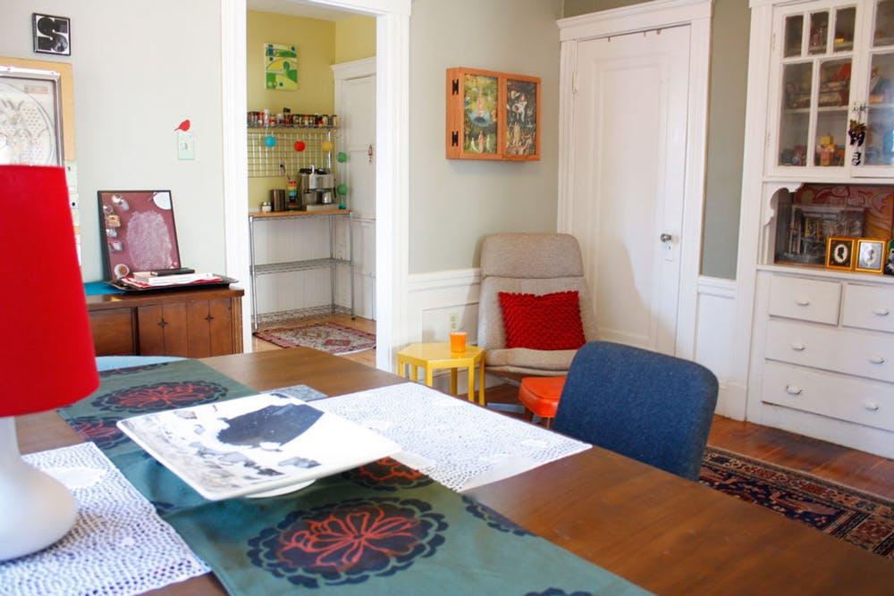 Уютный дизайн маленькой квартиры - фото 15