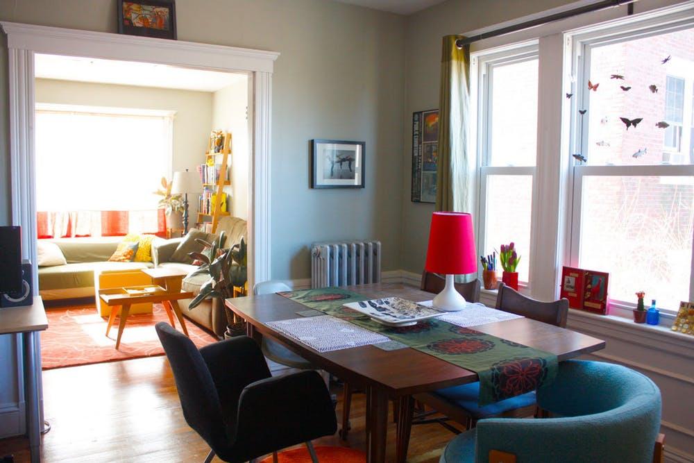 Уютный дизайн маленькой квартиры - фото 8