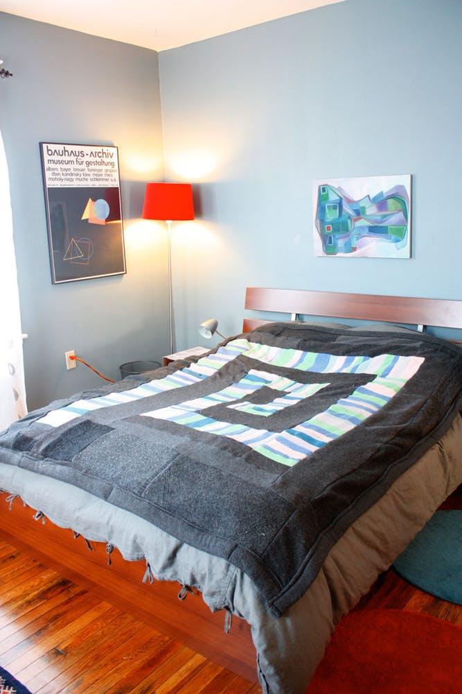 Уютный дизайн маленькой квартиры - фото 26