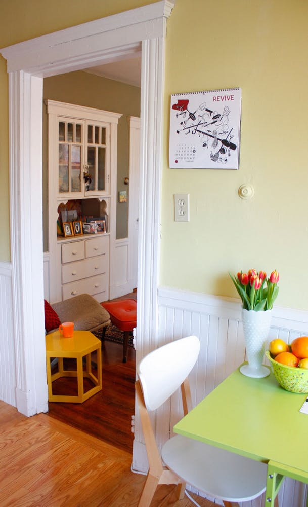 Уютный дизайн маленькой квартиры - фото 19