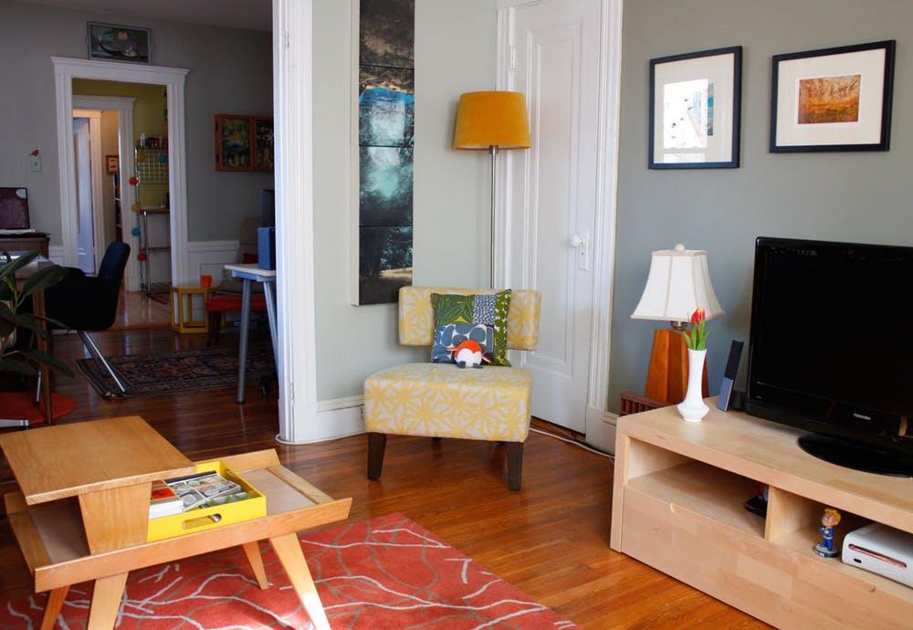 Уютный дизайн маленькой квартиры - фото 12