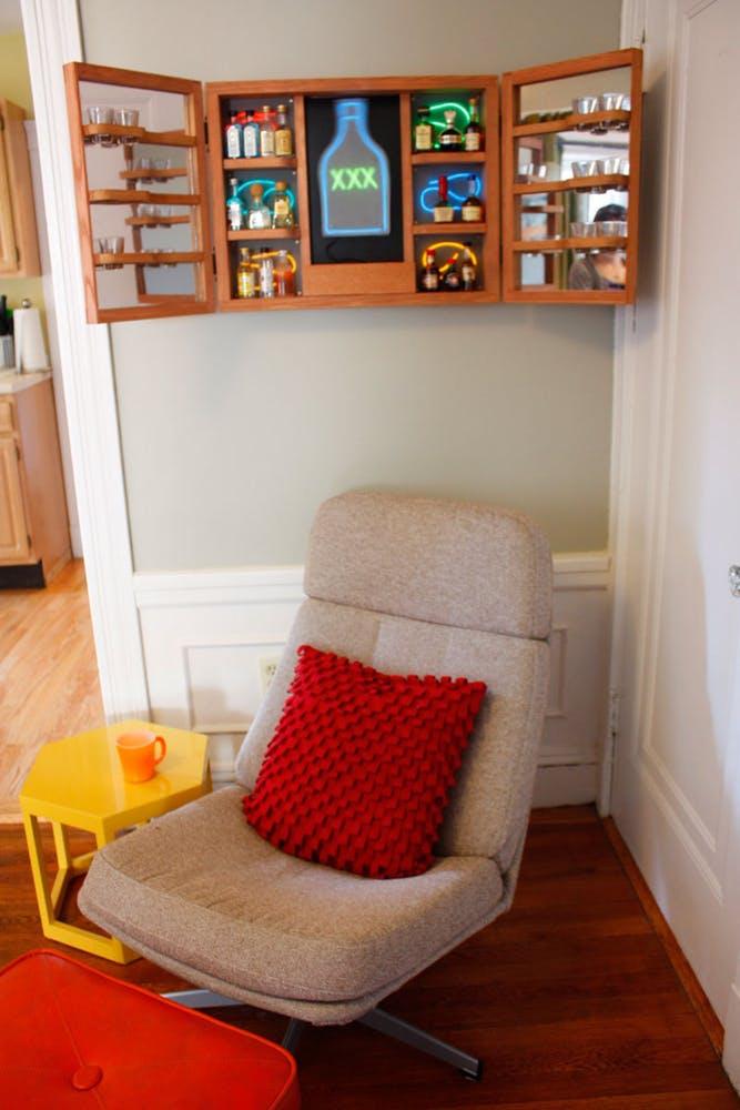 Уютный дизайн маленькой квартиры - фото 18