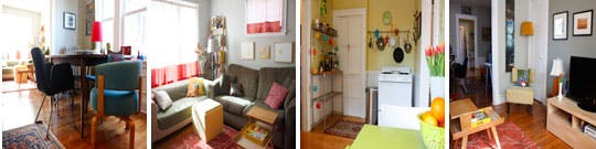 Уютный дизайн маленькой квартиры