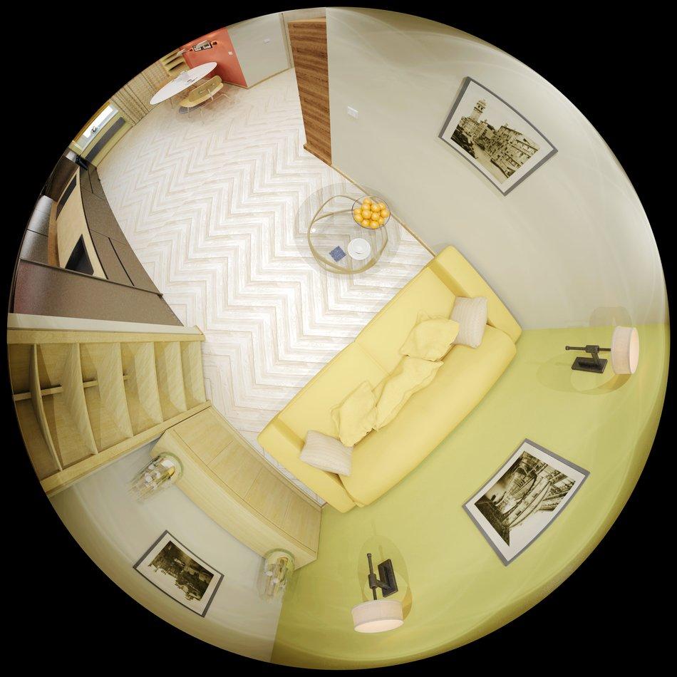 Маленькая гостиная