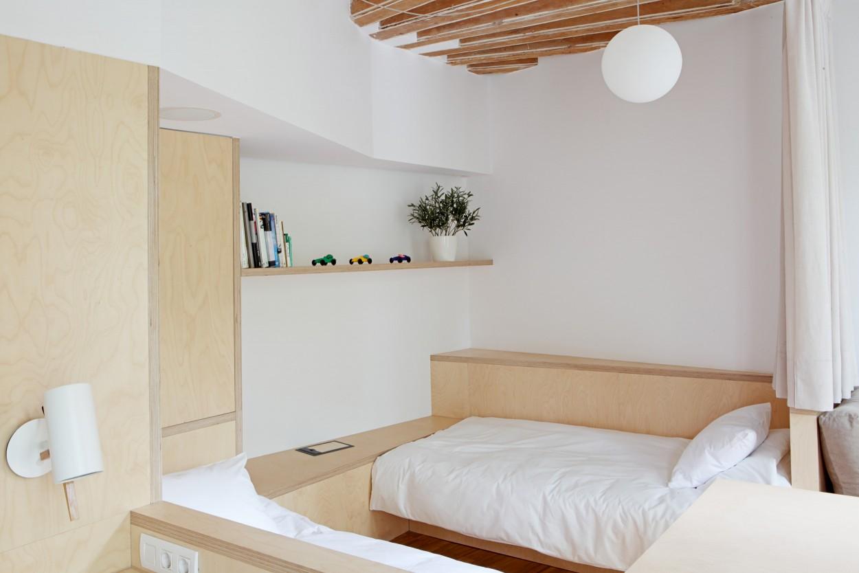 Спальные места в гостиной