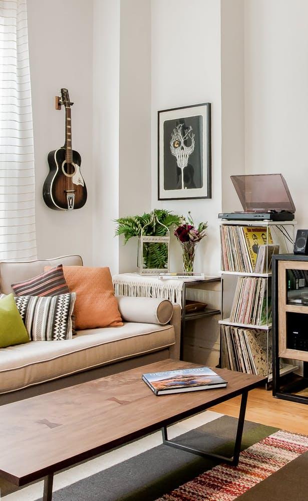 Уютный интерьер квартиры в светлых тонах - фото 4
