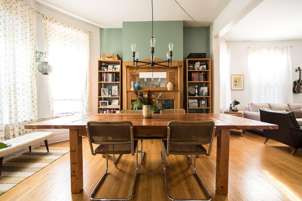 Уютный интерьер квартиры в светлых тонах - фото 5