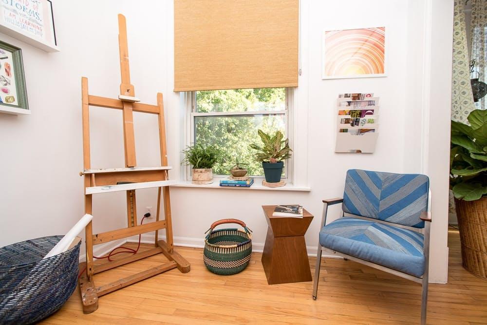 Уютный интерьер квартиры в светлых тонах - фото 26