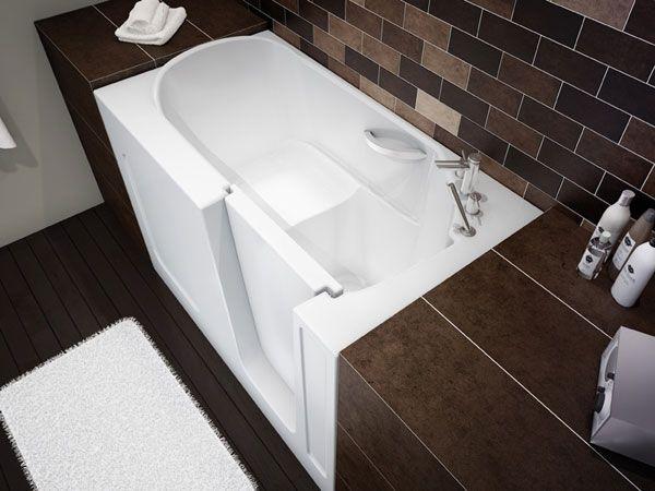 Дизайнерская прямоугольная ванна