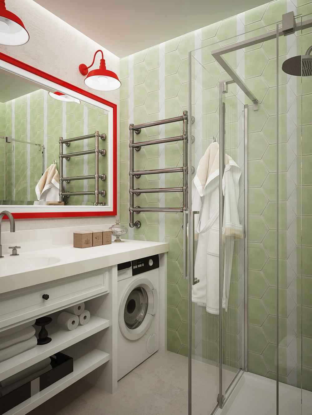 Compact bathroom designs