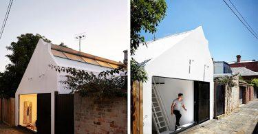 Яркий интерьер дом от Andrew Maynard Architects