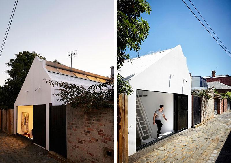 Яркий интерьер дома от Andrew Maynard Architects