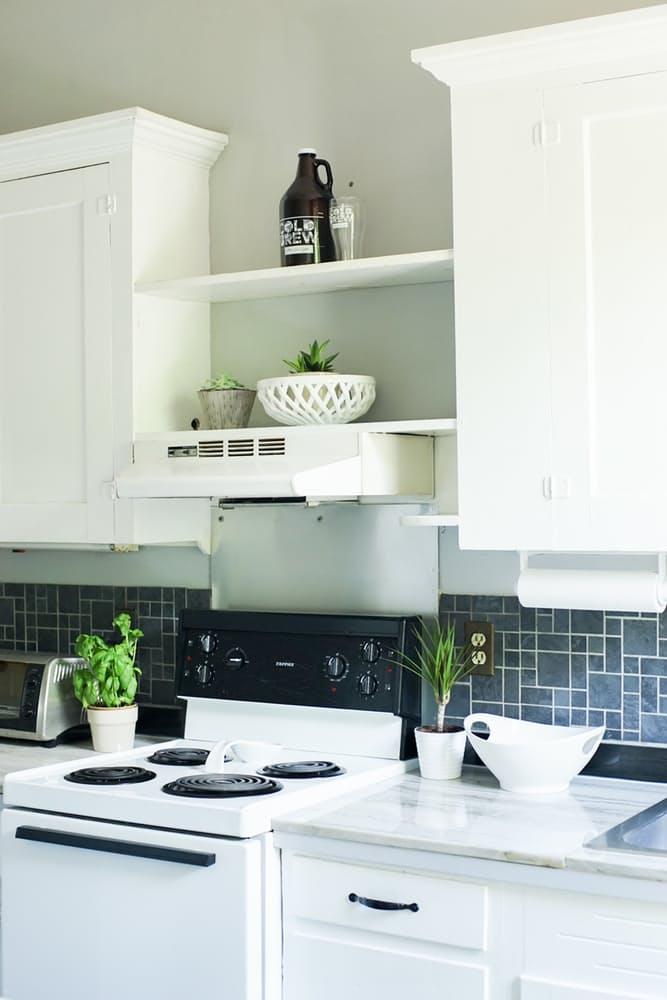 Интерьер кухни в скандинавском стил - фото 2